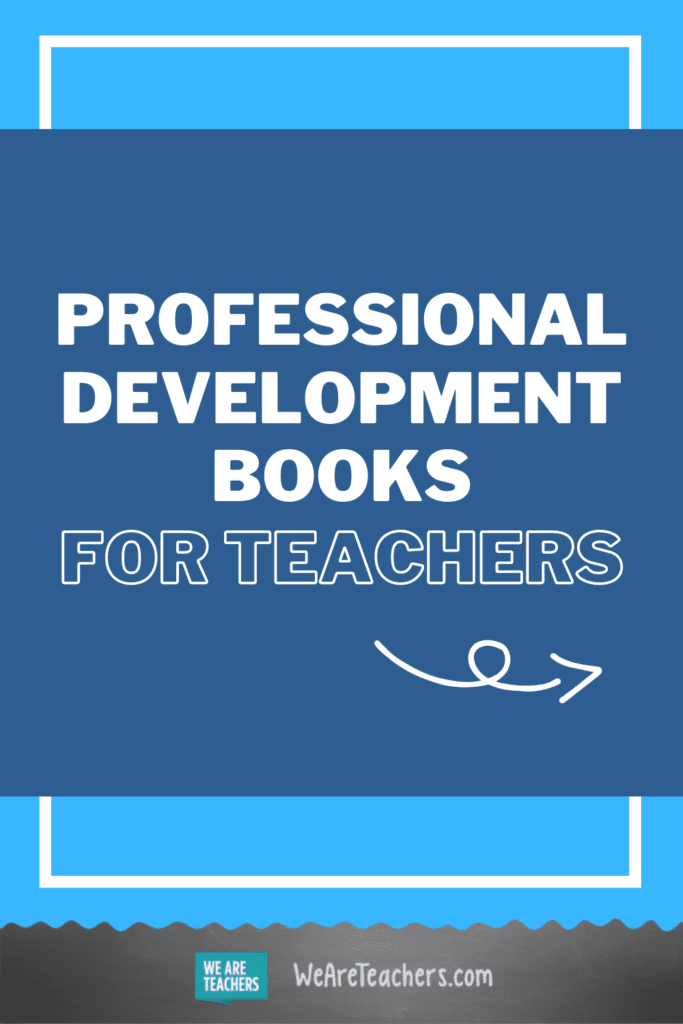 8 Professional Development Books We're Reading Right Now