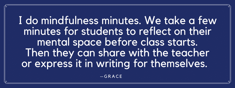 Bring More Mindfulness and Self-Care to Your Classroom