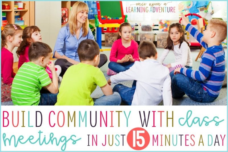 12 Ways to Build Strong Classroom Community With Students