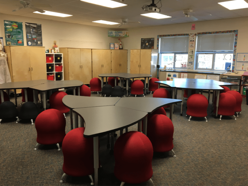 Classroom Collaboration Ideas ~ See how makerspaces work and benefit kids at every grade