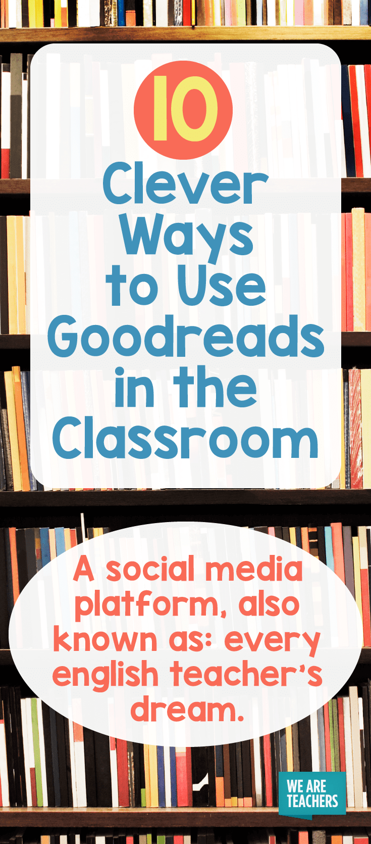 Discussion on this topic: Why GoodReads Should Be on Your Social , why-goodreads-should-be-on-your-social/