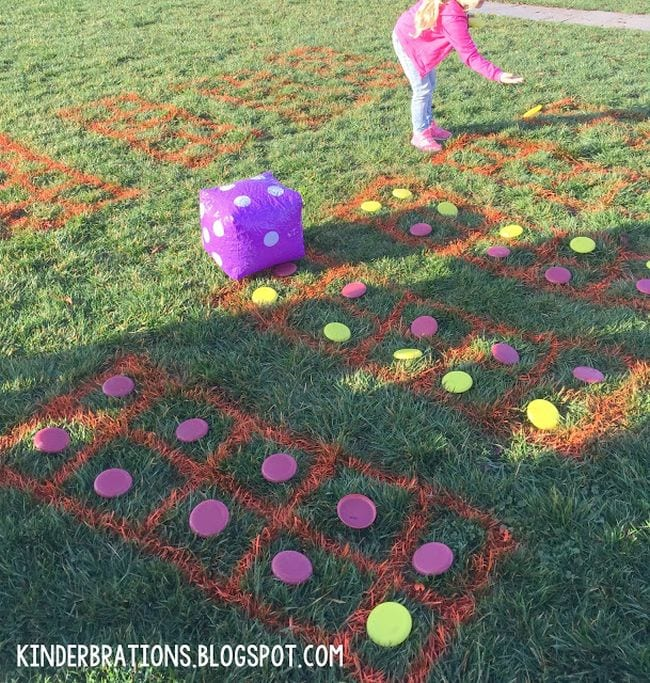 10 Frame Activities Kinderbrations