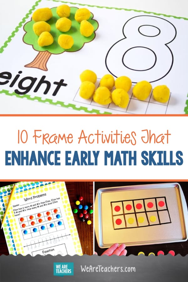 Enhance Early Math Skills With These Clever 10 Frame Activities