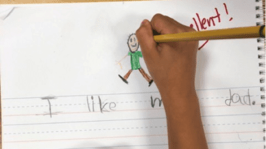 10 Tricks for Teaching Kindergarten Writing