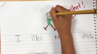 10 Tricks for Teaching Kindergarten Writing