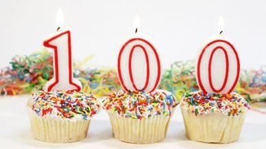 10 Ways to Celebrate 100th Day
