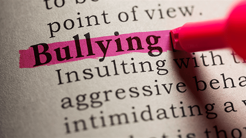 bullying is not a problem in high school