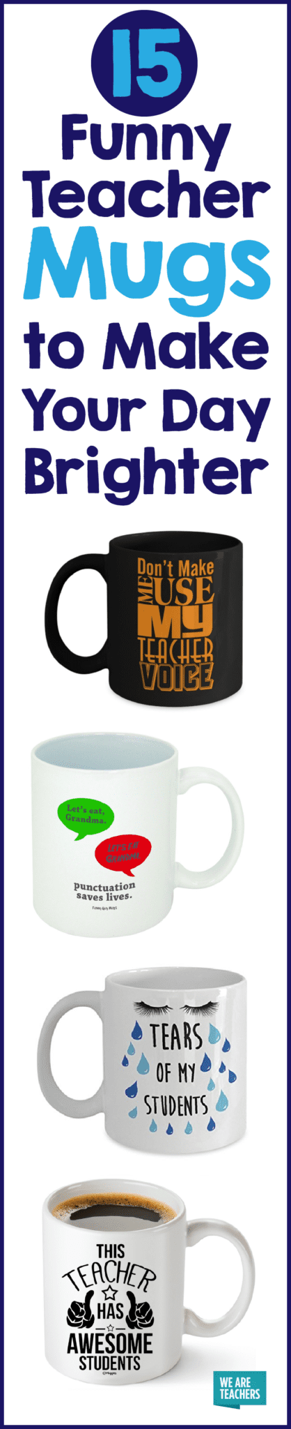 c7b24731a0d Awesome Students - 15 Funny Teacher Mugs. http://amzn.to/2nvFfjQ