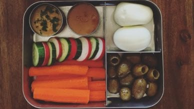 15 Real Teacher Lunches