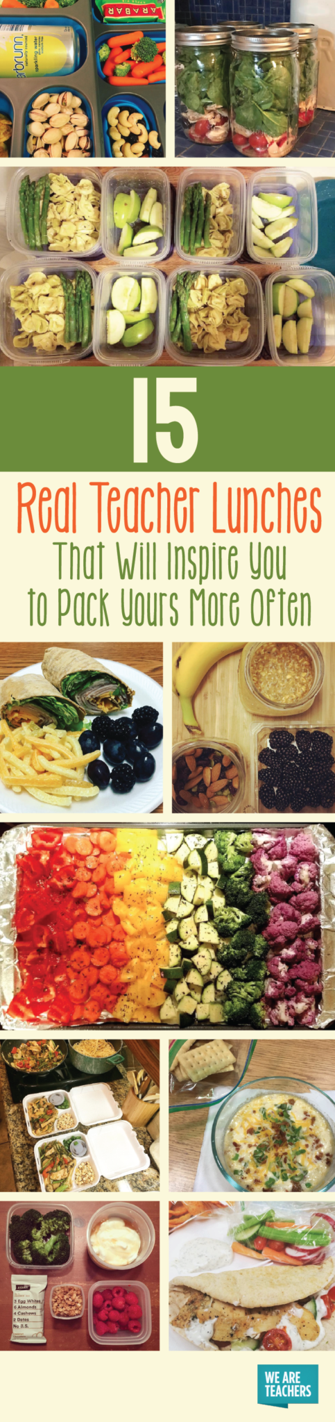 15 real teacher lunches that will inspire you to pack yours more often what did you have for lunch today forumfinder Choice Image