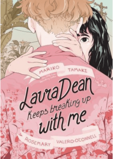 Book Cover of Laura Dean Keeps Breaking Up With Me