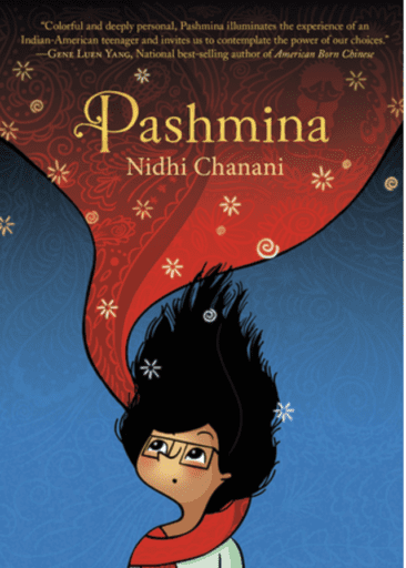 Book cover of Pashmina