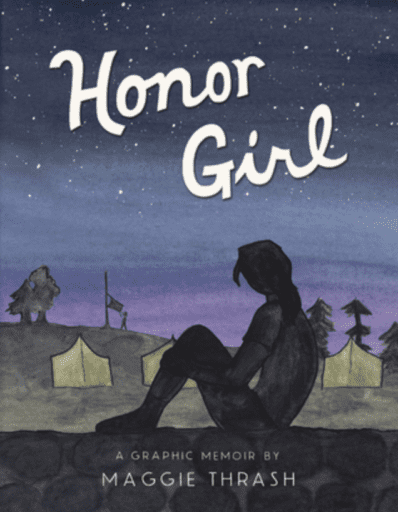 Book cover of Honor Girl