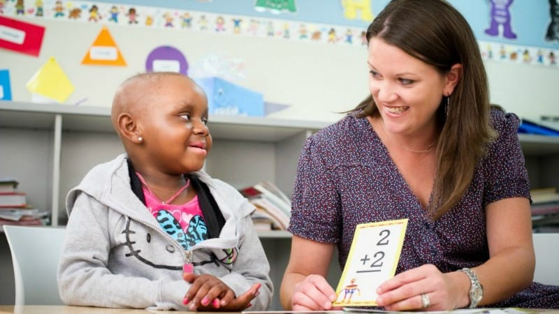 What It's Like to Teach at St. Jude Children's Research Hospital