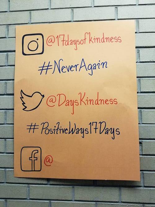 17 Days of Kindness