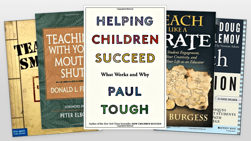 must read books for teachers