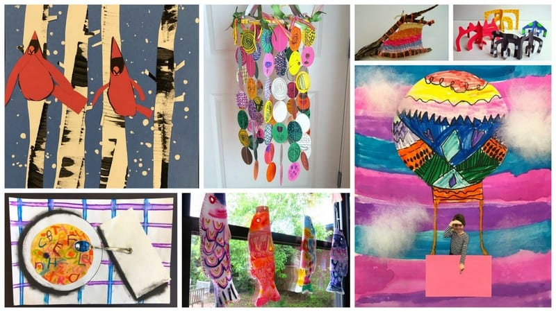 40 Amazing 1st Grade Art Projects You Ll Want To Try