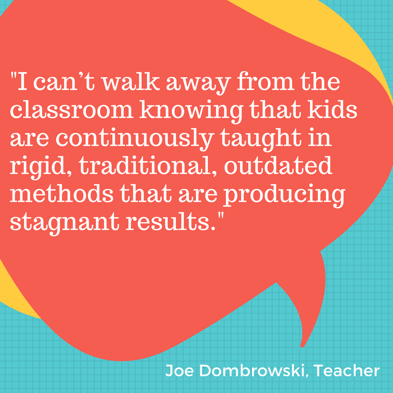 Quit Teaching - Walk Away from the Classroom
