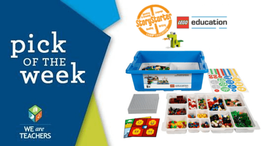Build Excitement About Writing: LEGO® Education StoryStarter Review ...
