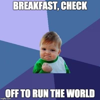 Breakfast - Family Guide