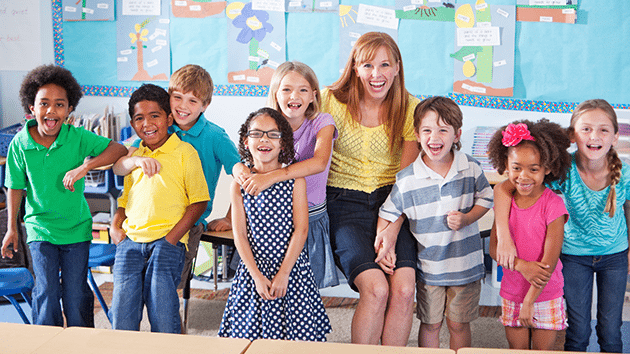 7 signs of the perfect school