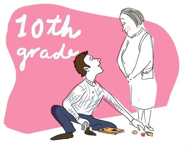 Tenth-graders are understanding and kind