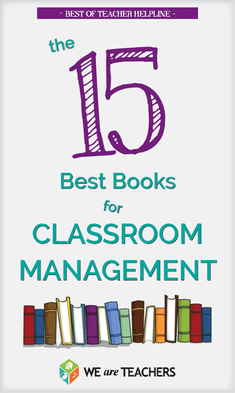 15 Classroom Management Books to Read Now