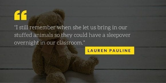 Lauren Pauline quote