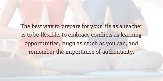 Advice for a First Year Teacher