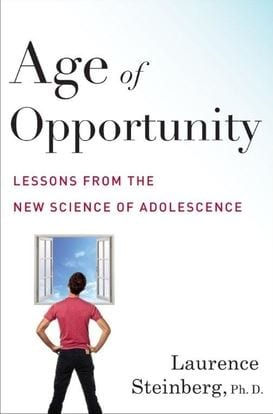 Dr. Steinberg's groundbreaking research: Age of Opportunity