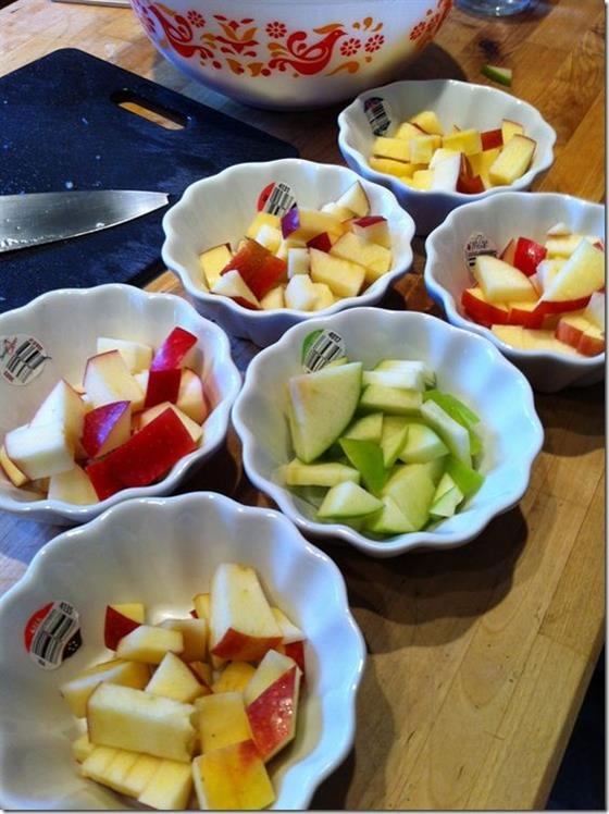 Apple Taste Test | 25 Reading Incentives That Really Work