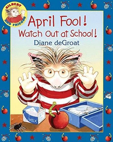 April Fool book