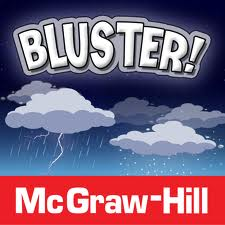 Bluster Writing App