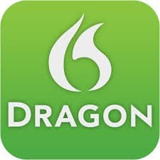 Dragon Dictation Writing App
