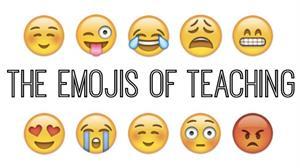 what emojis mean for teachers