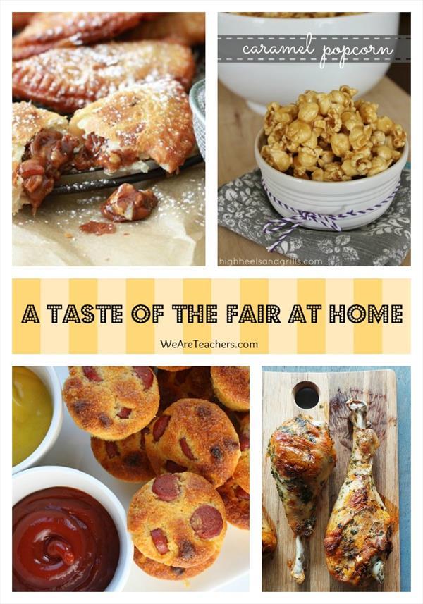 A Taste of the Fair at Home