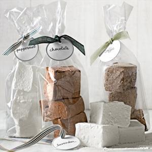 Gourmet Homemade Marshmallows -  Edible Gift Ideas from WeAreTeachers.com