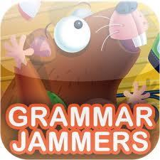 Grammar Jammers Writing App