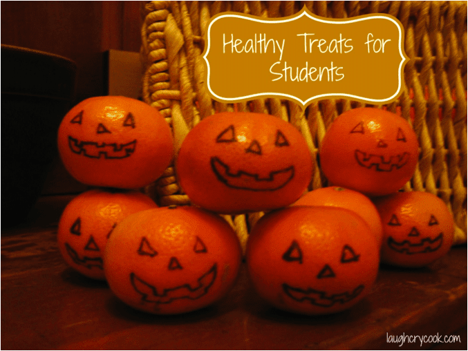 healthy treats for kids