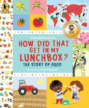 Book cover for How Did That Get in My Lunchbox