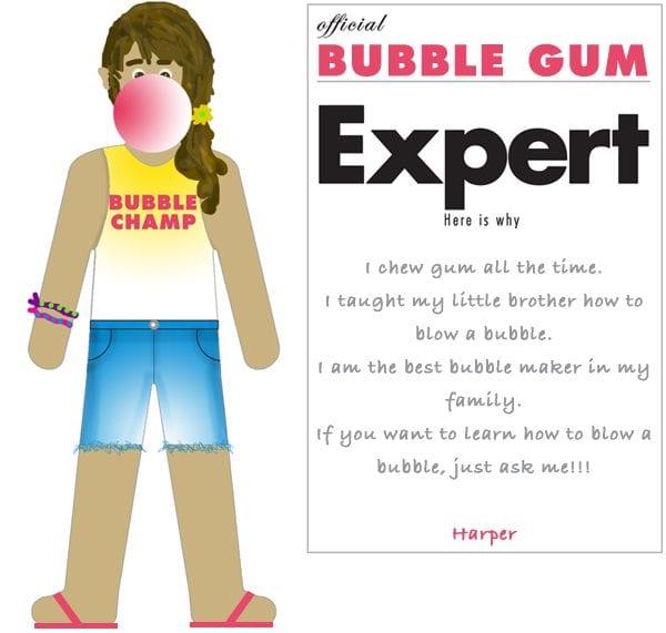 I am an Expert at