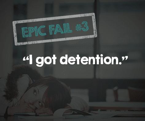 'I Got Detention' - 15 Epic Teacher Fails