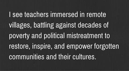 I See America Teaching