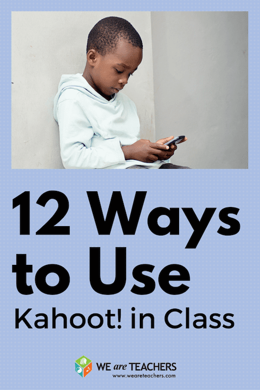 Ideas for Using Kahoot in Class