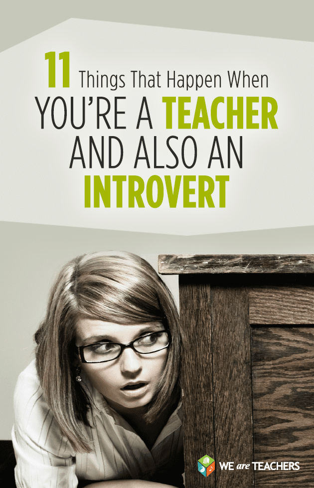 Introvert-Teacher
