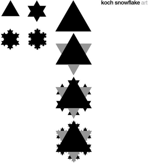 koch-snowflake
