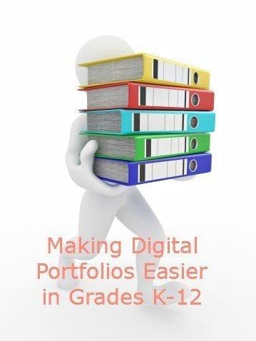 Making Digital Portfolios Easier