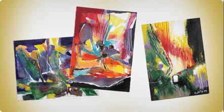 Mixed-Acrylic-Abstracts-DIY-gift