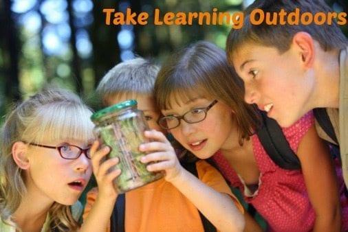 Take Learning Outsite