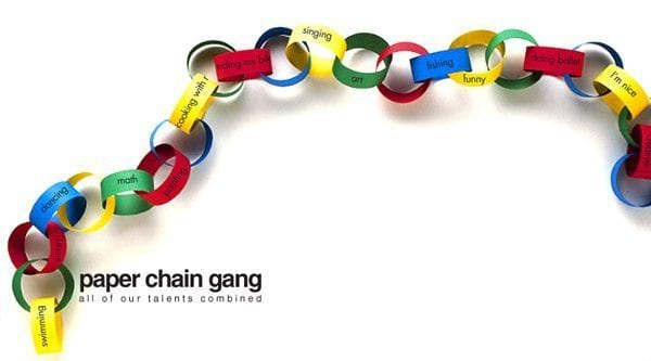 Paper Chain Gang